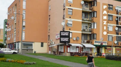 Tenger Apartman Barcs